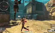 GunZ 2 is a Free to play, Third Person, Action Shooter MMO Game where you will fight not only with guns