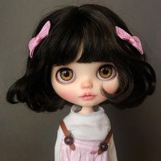 Happy New Year !🎈🎊🎆 Thank you so much dear friend for beautiful photo! Plush Dolls, Blythe Dolls, Girl Dolls, Pretty Dolls, Beautiful Dolls, Cute Baby Dolls, Valley Of The Dolls, Doll Parts, Minnie