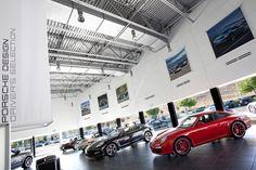 Porsche of Livermore Interior