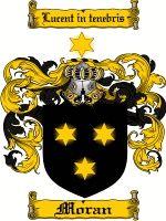 Moran Coat of Arms / Moran Family Crest