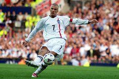 David Beckham's Match saving free kick. The day Beckham became a hero from a villain.