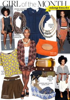 solange knowles | Solange Knowles, girl has got mad style
