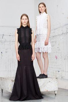 Erdem Resort 2015 Fashion Show