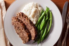 Mushroom and Red Wine Meatloaf
