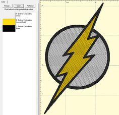 Flash Logo Digital Design Minimalist Art