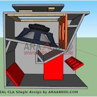 Ukuran Box Real Cla 15 inch Subwoofer Box Design, Speaker Box Design, Audio Amplifier, Audiophile, Speaker Plans, Diy Speakers, Electronics Projects, Entertainment, Math