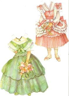 Miss Missy Paper Dolls: Old-Fashioned Children