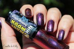 Esmaltes da Kelly: Esmaltes Mari Moon Holográficos Hits Speciallità