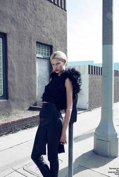 Angel Rutledge for Le Mile by Adeline Wohlwend