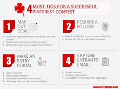 4 Must Dos For A Successful Pinterest Contest