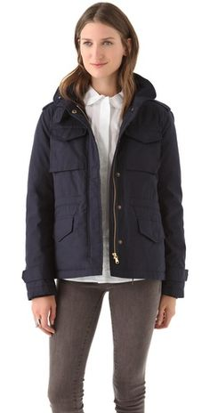 perfect utility jacket by MJ