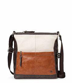 7c01f390e921 The Sak Iris CrossBody Bag  Dillards Chocolate The Sak Handbags