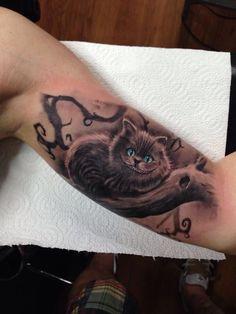 Alice in wonderland tattoo .Alice in wonderland tattoo Time Tattoos, Body Art Tattoos, Sleeve Tattoos, New Tattoos, Stomach Tattoos, Celtic Tattoos, Tatoos, Tattoos For Women Small, Small Tattoos