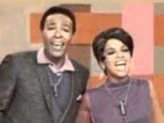 """Marvin Gaye & Tammi Terrell - """"If I Could Build My Whole World Around You"""" (with lyrics)"""
