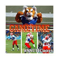 SSU Gametime! #SSUHC2013