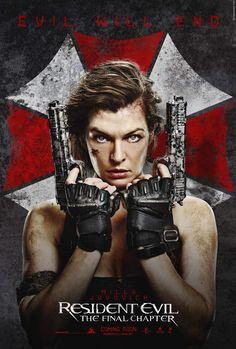 The Final Chapter mit Milla Jovovich wird die größte Zombieschlacht der Kinogeschichte. Nach ein paar kurzen Clips haben wir endlich das XXL-Video: Resident Evil 6: Langer US-Trailer ➠ https://www.film.tv/go/RE6xxl  #MillaJovovich #RE6 #ResidentEvil6