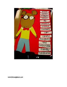 Arthur Character Traits