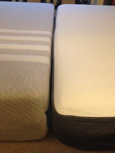 Leesa vs Casper Mattress Comparison - good to keep in mind for when I am looking to upgrade our mattress!