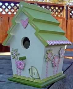 birdhouse by victoria