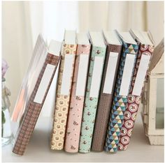 Retro Notebook is it weird i want these notebooks so much that id even settle for just a picture of these notebooks