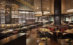 The ARIA Resort Casino Design by Pelli Clarke
