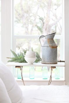 Dreamy Whites: French Farmhouse Finds, and Happy Thanksgiving