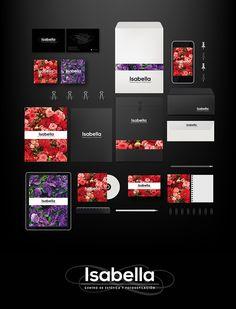 Identidad Corporativa Isabella Centro de Estética Y Fotodepilación