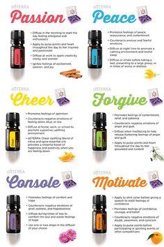 doterra emotional aromatherapy - Google Search