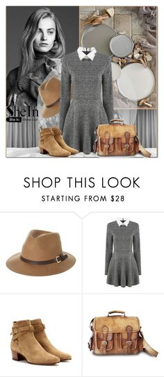 """Shein contest!"" by mirsi-338 ❤ liked on Polyvore featuring Rusty, Yves Saint Laurent, Raagaz and shein"