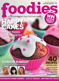 Foodies Magazine March 2012