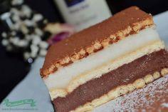 Prajitura rapida Tiramisu, Cake Recipes, Food And Drink, Sweets, Cookies, Fruit Cakes, Food Cakes, Ethnic Recipes, Chocolate Cakes