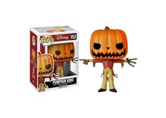 Pumpkin King - Funko POP! - Disney - #PumpkinKing #TheNightmareBeforeChristmas #Funkopop #Disney