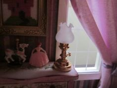 Sept. 3, 2014 - This lantern gives off a nice bright white light, illuminating the little girls' bedroom nicely.