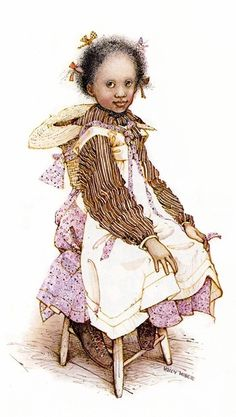 So cute! ♥ Holly Hobbie