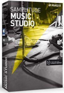 MAGIX Samplitude Music Studio 2017 with Crack