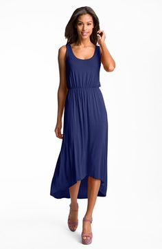 FELICITY & COCO High/Low Hem Jersey Tank Dress | Nordstrom