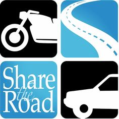 Besides being #NationalBikeMonth, May is also #Motorcycle Safety Awareness Month. #Bakersfield and #KernCounty drivers: Please share the road.