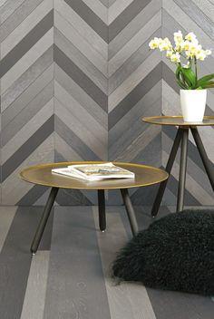 I GESSI Wooden wall/floor tiles by @garbelotto