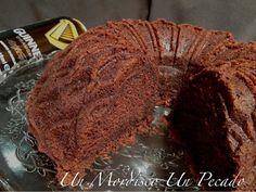 Un Mordisco Un Pecado: CHOCOLATE & GUINNESS BUNDT CAKE
