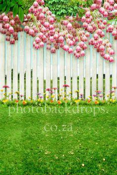 Spring Garden http://www.photobackdrops.co.za