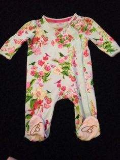 d1641e035e7a Ted Baker Baby Girl 0-3 Months Worn Once Romper Baby Grow Designer in Baby