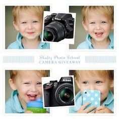 Shultz Photo School Nikon D3200 Giveaway!