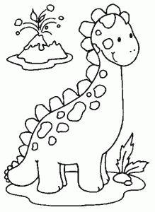 Mejores 14 Imagenes De Dibujos De Dinosaurios En Pinterest