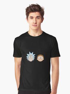 Rick And Morty 3D T-Shirt #RickAndMorty #RickSanchez #MortySmith #Rick #Morty #tshirt #redbubble #Cartoon #3D #clothes #rickandmorty3d #tshirts Final S, 3d T Shirts, Rick And Morty, Neck T Shirt, 3 D, Shirt Designs, Tv Shows, Cartoon, Sleeves