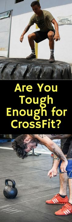 Are You Tough Enough for CrossFit? #crossfit