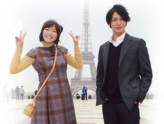 I want to cosplay Nodame in Paris with my hunni!