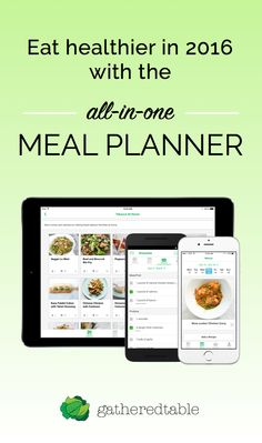 Meal planning made easy with custom menu & grocery list tools. Start your free trial today!
