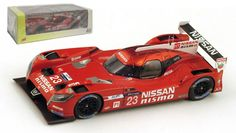 Spark S4642 Nissan GT-R LM Nismo #23 Nissan Motorsports Le Mans 2015 1/43 Scale    eBay