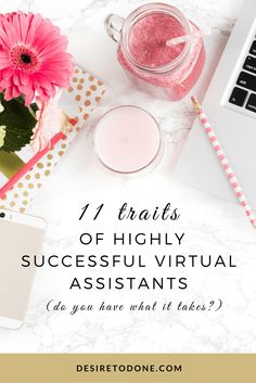 As a VA, I have noticed that there are 11 traits that successful Virtual Assistants share. These traits are uber important for having an organized and profitable business that clients are happy to refer to anyone looking to hire a VA for themselves. Work From Home Jobs, Make Money From Home, Way To Make Money, Home Based Business, Business Tips, Online Business, Business Entrepreneur, Apps, Virtual Assistant Services