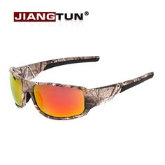 7e680ea87d0 nice JIANGTUN New Popular Camouflage Frame Polarized Sunglasses Men Women  Blue Red 14.52 Mens Sunglasses